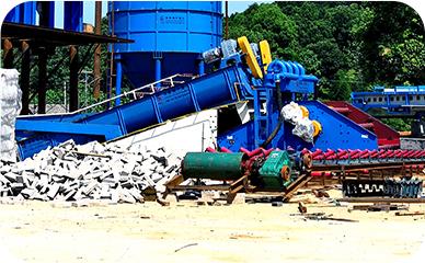螺旋洗砂一体机